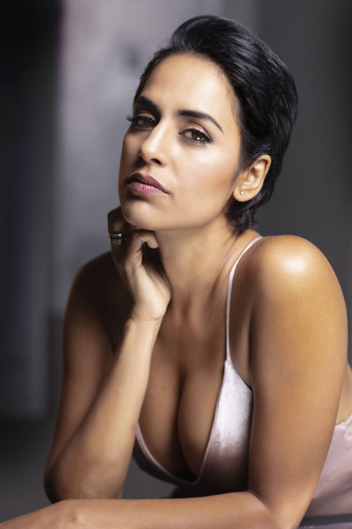 "Agam Darshi stars in the feature film ""Funny Boy"" and is also set to shoot a movie she began writing five years ago, ""Indians in Cowtown."""